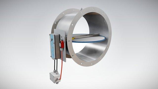 Halton - FDO 3D Model