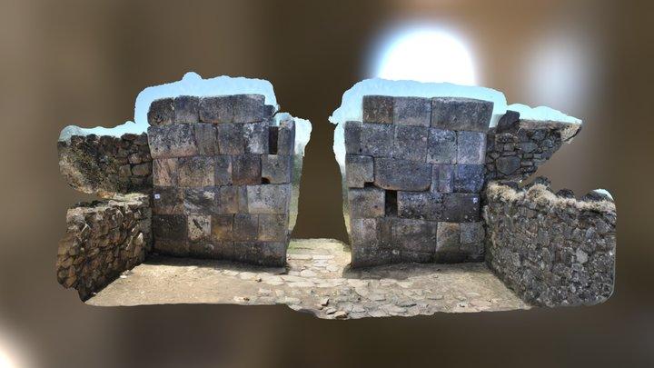 Ruinas 3D Model