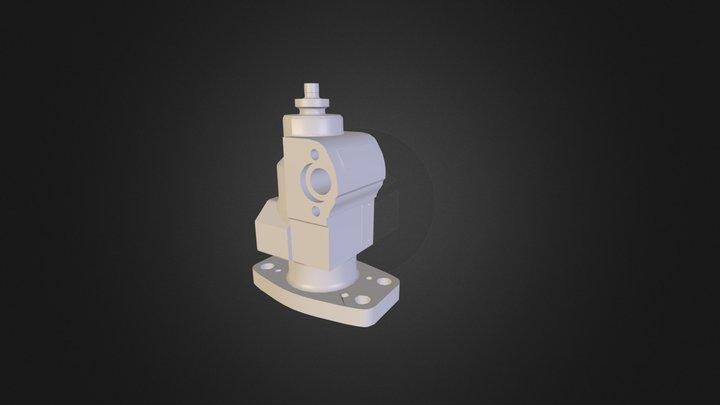 Kran.obj 3D Model