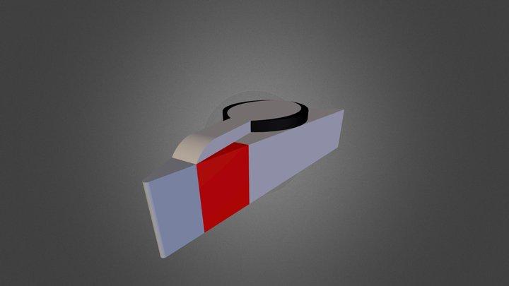 Vaisseau 3D Model