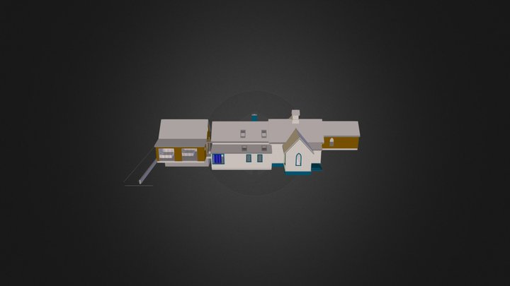 St Thomas 3D Model