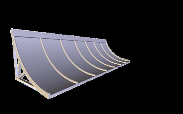 Sun-shade 3D Model