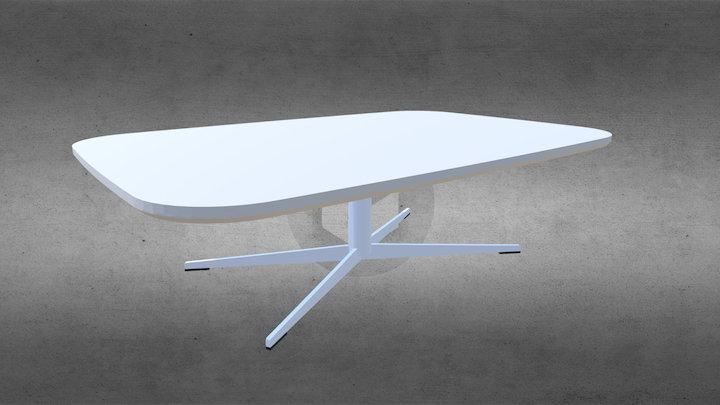 Журнальный столик 959 от Rolf-benz 3D Model