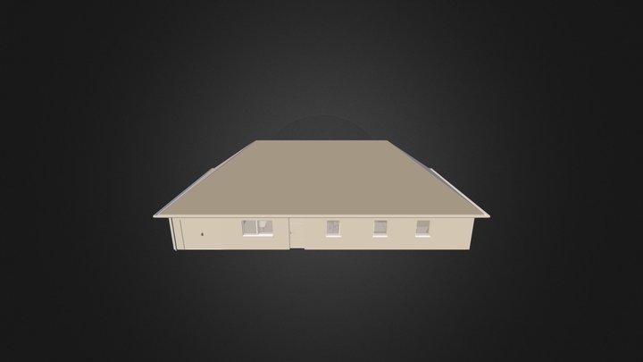 Maison Didier 3D Model