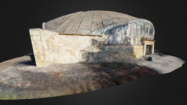 Templo Rabanales 3D Model