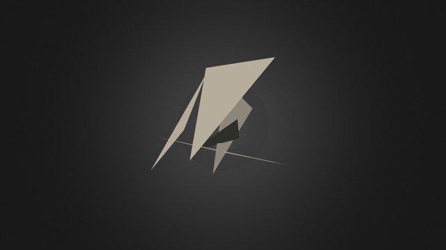 triangles 3D Model