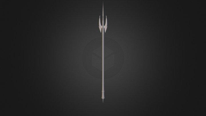 SpearOfBitterMercy 3D Model
