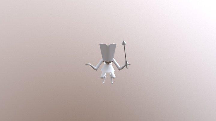 Minion2 3D Model