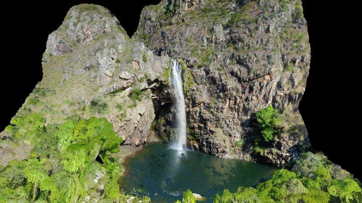 Cachoeira do Fundão 3D Model