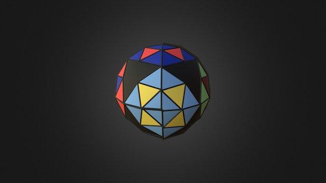 Ball Game 2 3D Model