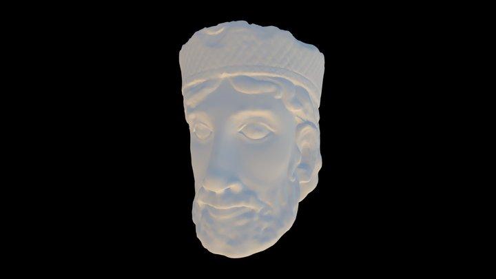 Head of a King 3D Model