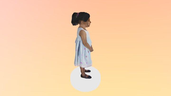 Gaurav Daughter - 2nd Visit 3D Model