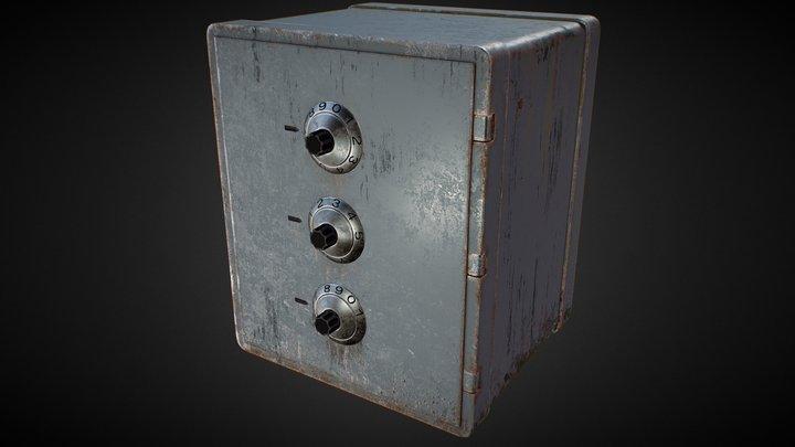 Safe 3D Model