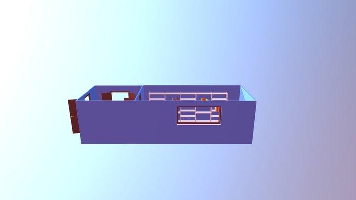 Stanza 3D Model