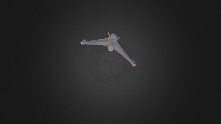 Mandalay 3D Model