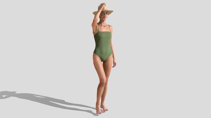 Natalia 1036 3D Model
