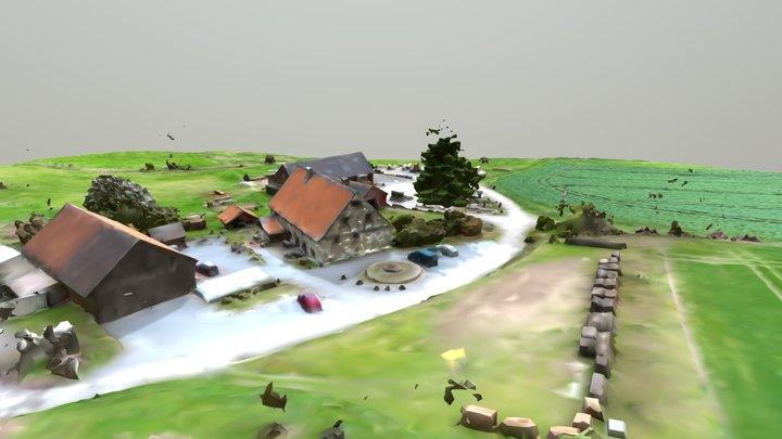 Stöppershof 3D Model