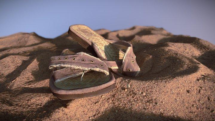 The Sand 3D Model