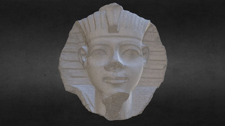 Ramses III 3D Model