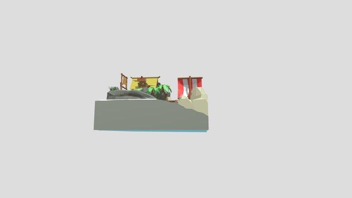 3D Modelling Midterm Project [ FREE Stuff here] 3D Model