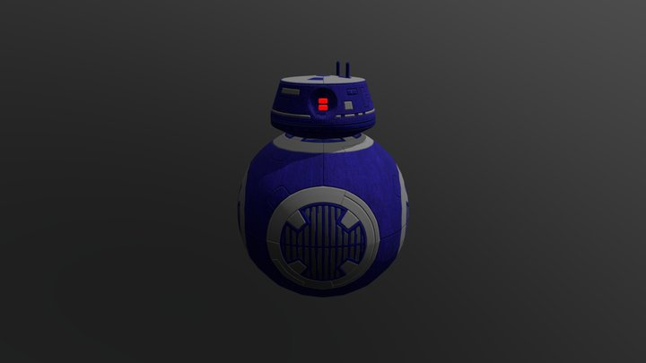 BB9E*Doctor Who 3D Model