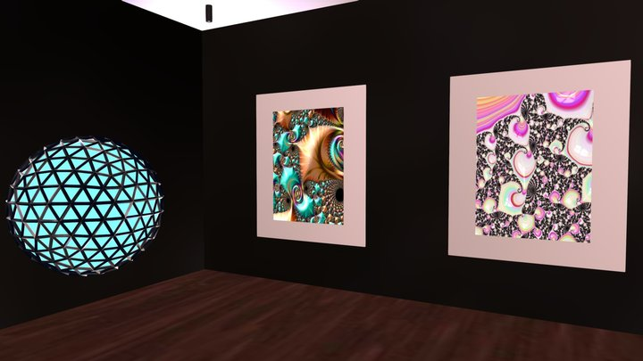 gallery 3D Model