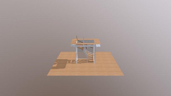 Mirza 3D Model