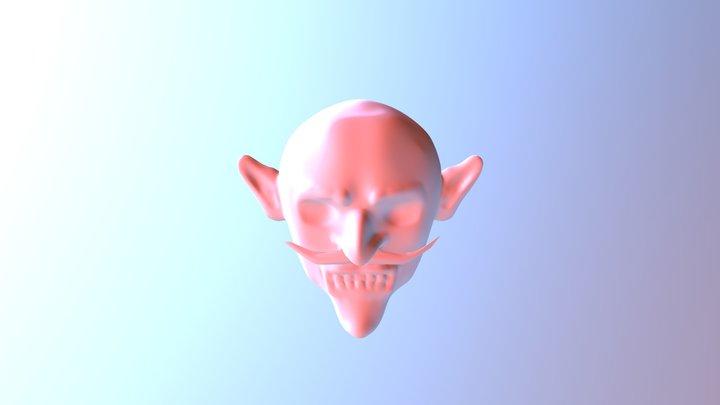 week1 head5 3D Model