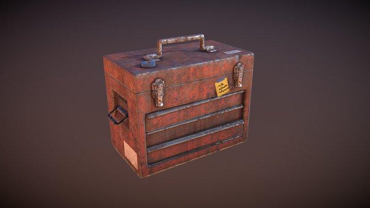 Advanced Toolbox - Rust 3D Model