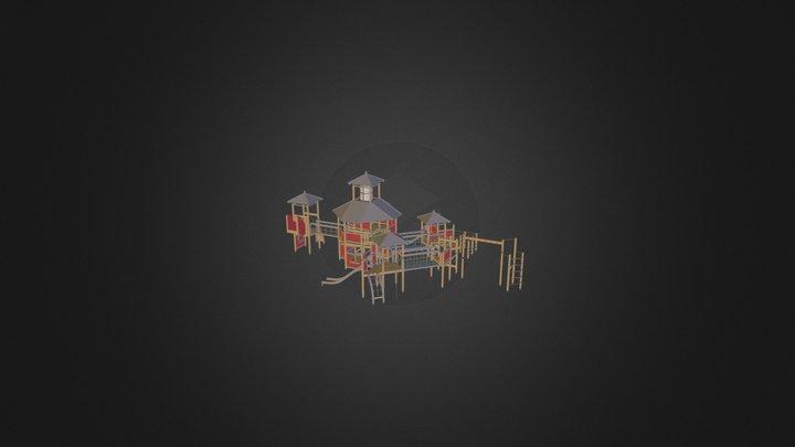 Juegos 2 3D Model