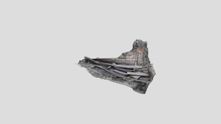 Wrecks 5 Gothenburg 3D Model