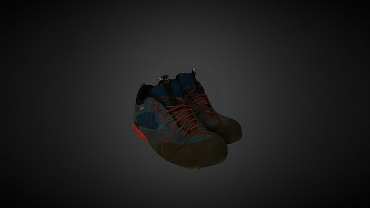 Shoes : test with shoes 3D Model
