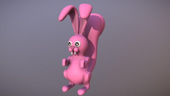 Squabbits 3D Model
