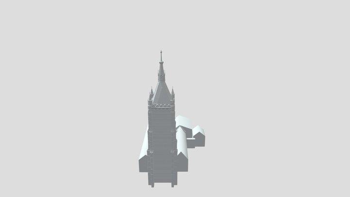 Place Hi Test1 3D Model