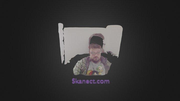 Marios Face 3D Model