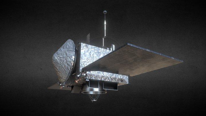 NASA Osiris Rex 3D Model