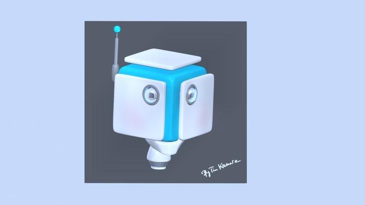 Sketchbot 3D Model
