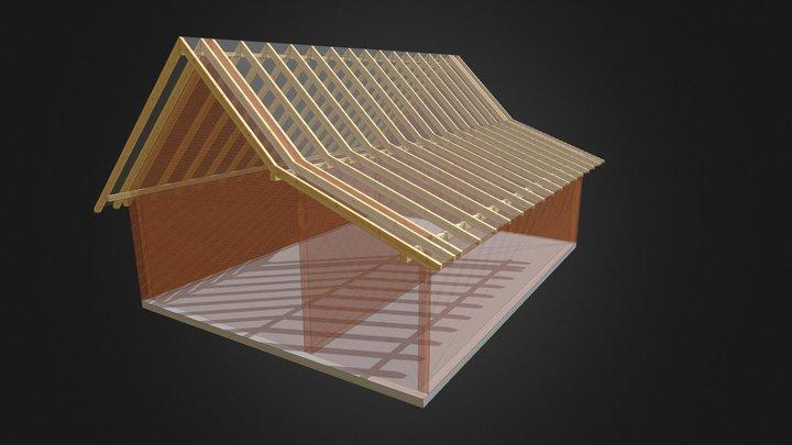 Najdach 3D Model