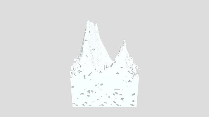 Volcanoisla 3D Model