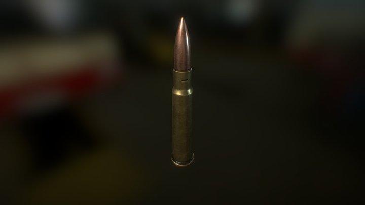 British .303 3D Model