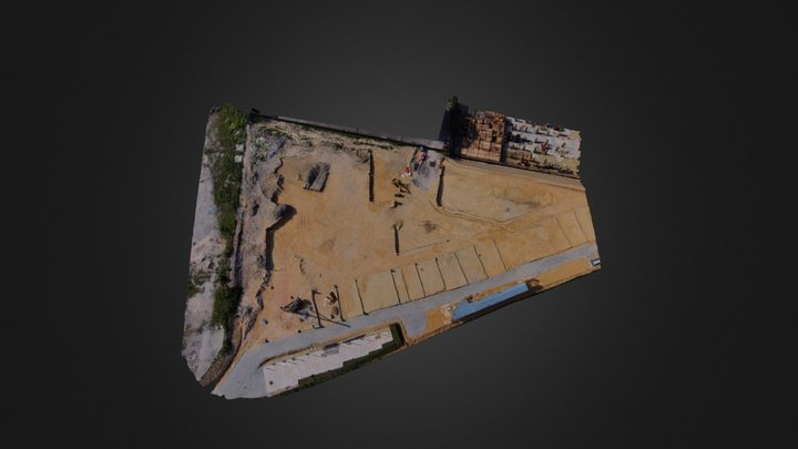 Balakong Site 3D Model