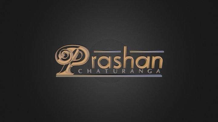 Prashan Chaturanga 3D Model