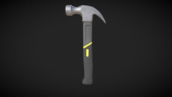 Carter_Brock_Midterm 3D Model