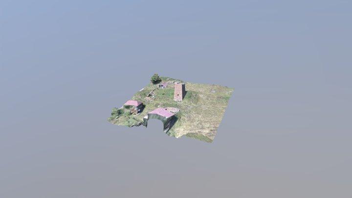 123 основа 3D Model