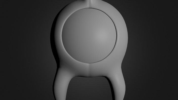 mono 1.blend 3D Model