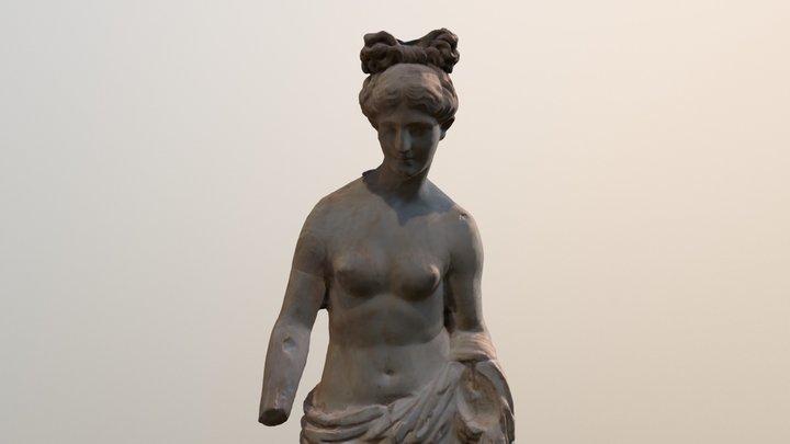 Sculpture Deesse 3D Model