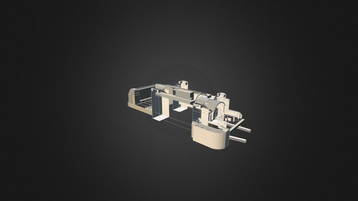 Charing 3D Model
