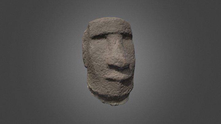 Moai B3680 3D Model