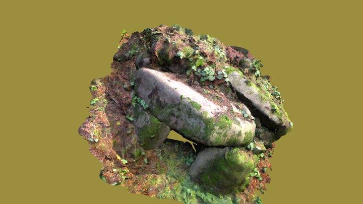 Casoupa (2) ds Cidade do Alén Fornelos de Montes 3D Model
