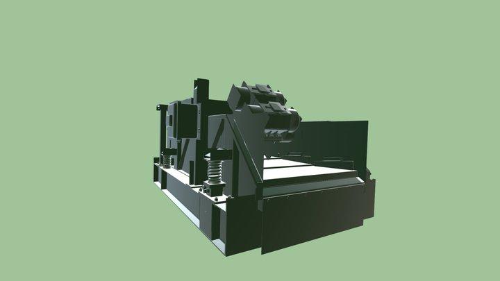 Shale Shaker 3D Model